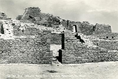 Aztec Ruins National Monument--Art Print