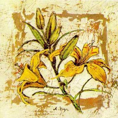 Azucena-A^ Vega-Art Print