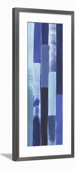 Azule Waterfall II-Grace Popp-Framed Art Print