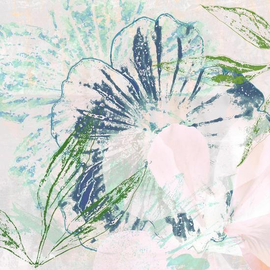 Azulejo IV-Sia Aryai-Art Print