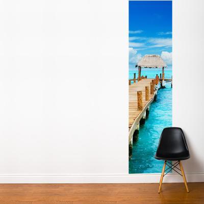 Azur--Wall Mural