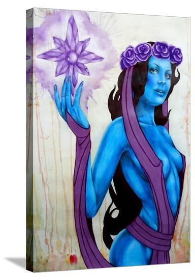 Azura-Jesse Neuman-Stretched Canvas Print