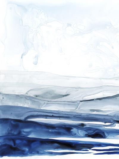 Azure Arctic I-Grace Popp-Art Print
