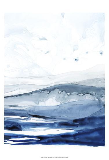 Azure Arctic II-Grace Popp-Art Print