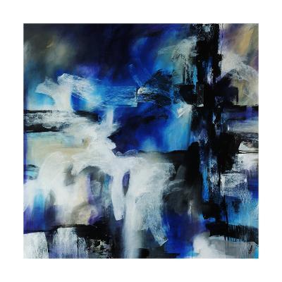 Azure Dreams-Rikki Drotar-Giclee Print