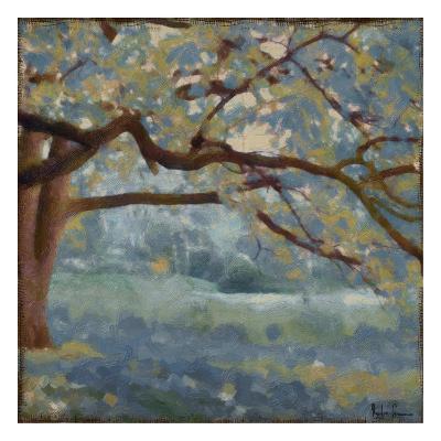 Azure Landscape-Taylor Greene-Art Print