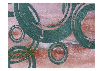 Azure Rings-Taylor Greene-Art Print