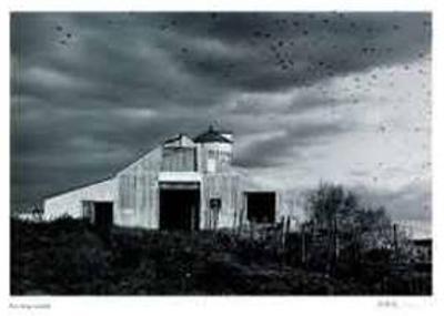 Untitled - Barn by B. A. King