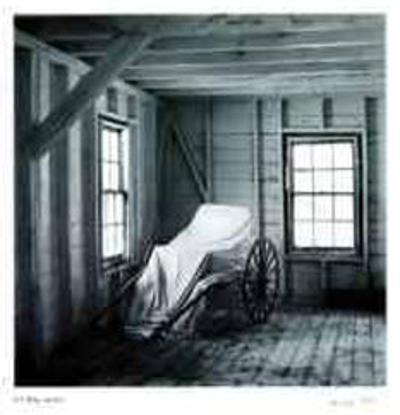 Untitled - Wagon by B. A. King