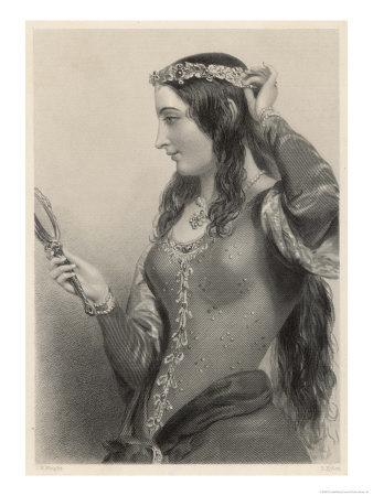 Eleanor of Provence Queen of Henry III and Mother of Edward I of England