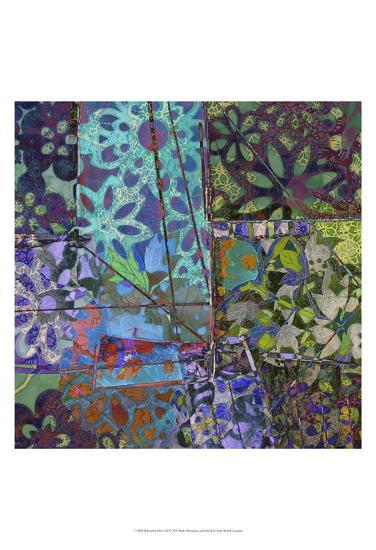 B-Jeweled Deco III-Ricki Mountain-Art Print