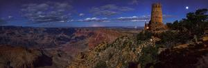 A Panoramic View of the Grand Canyon, the Longest Canyon on Earth by Babak Tafreshi