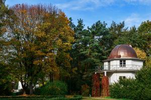 Exterior of the Torun Centre for Astronomy by Babak Tafreshi