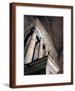 The Ancient Temple of Garni, a Major Iconic Symbol and Landmark in Armenia by Babak Tafreshi
