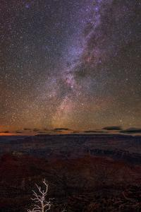 The Milky Way Above the Grand Canyon by Babak Tafreshi