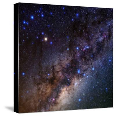 The Milky Way, Scorpius, Sagittarius, Lagoon Nebula, Sagittarius Star Cloud, and Antares