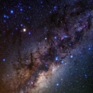 The Milky Way, Scorpius, Sagittarius, Lagoon Nebula, Sagittarius Star Cloud, and Antares by Babak Tafreshi