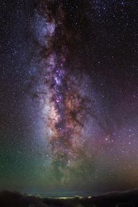 The Milky Way Towards the Bright Central Bulge in the Constellations Scorpius and Sagittarius by Babak Tafreshi