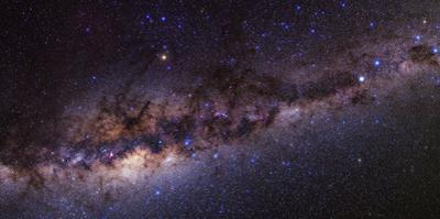 The Southern View of the Milky Way from the Atacama Desert in Chile by Babak Tafreshi