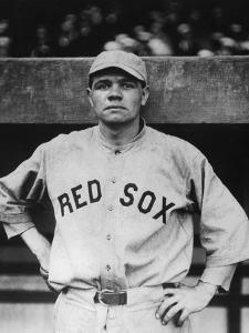 Babe Ruth, Late 1910S