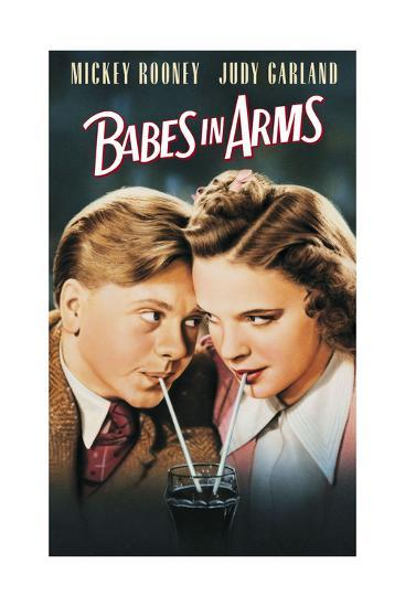 Babes in Arms - Movie Poster Reproduction--Art Print