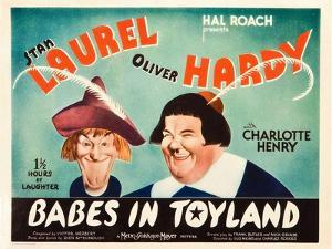 Babes in Toyland, 1934