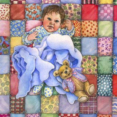 Baby Bartholomew-Wendy Edelson-Giclee Print