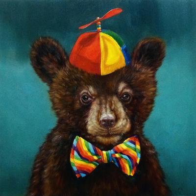 Baby Bear-Lucia Heffernan-Art Print