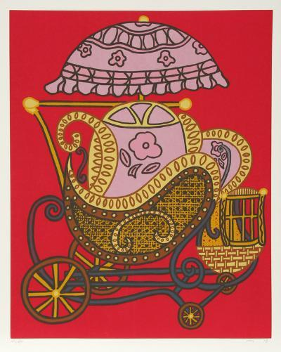 Baby Carriage-William Copley-Limited Edition