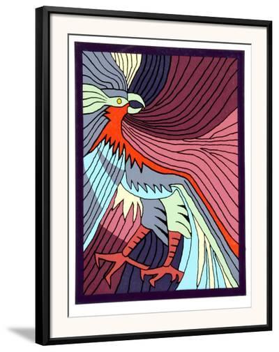Baby Condor II-Victor Delfin-Limited Edition Framed Print