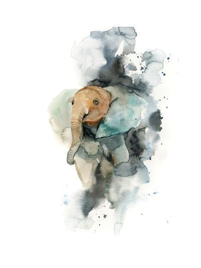 Baby Elephant-Sophia Rodionov-Art Print