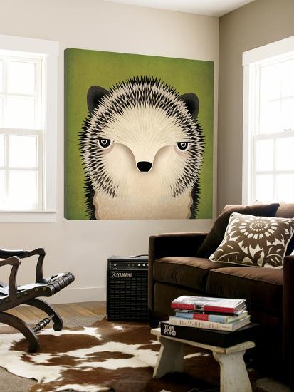Baby Hedgehog-Ryan Fowler-Loft Art