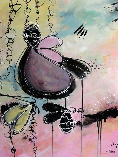 Baby Motus-Annie Rodrigue-Art Print