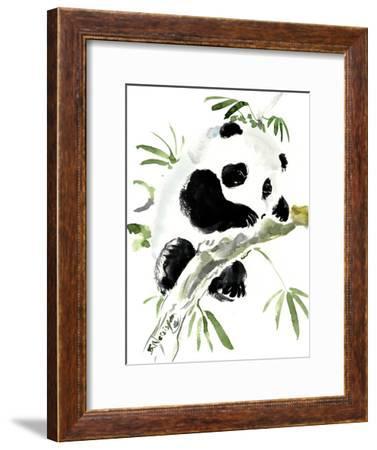 Baby Panda 4-Suren Nersisyan-Framed Art Print
