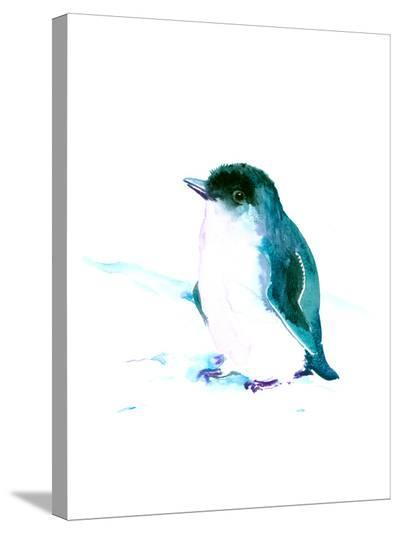 Baby Penguin 3-Suren Nersisyan-Stretched Canvas Print