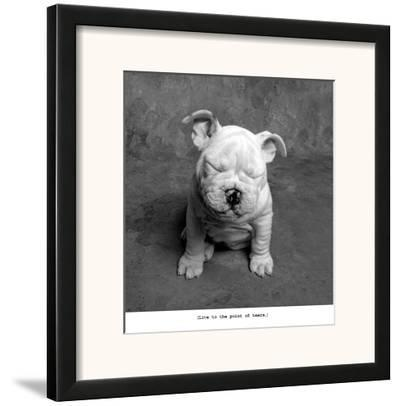 Baby Tears-Ginger DeLater-Framed Art Print