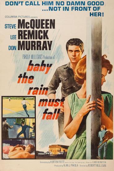 Baby, the Rain Must Fall, 1965--Giclee Print