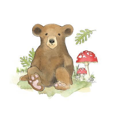 Baby Woodland II-Beth Grove-Art Print