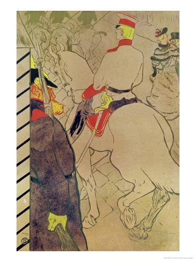 Babylone D'Allemagne, 1894-Henri de Toulouse-Lautrec-Giclee Print