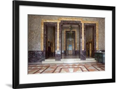 Bacardi Rum Interior-Carol Highsmith-Framed Photo