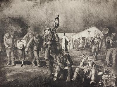 Bacchanal, 1918-George Wesley Bellows-Giclee Print