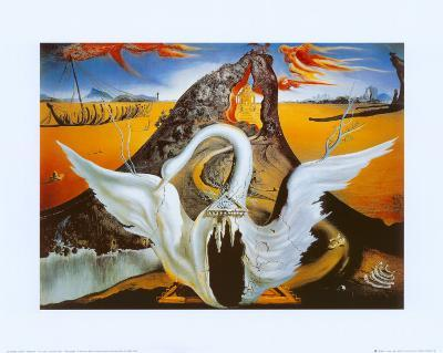Bacchanale-Salvador Dal?-Art Print