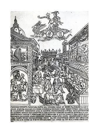 Mercury, C.1464