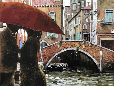 Baci Tra Le Calli-Guido Borelli-Giclee Print