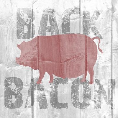 Back Bacon-Alicia Soave-Art Print