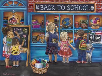Back to School-Tricia Reilly-Matthews-Giclee Print