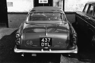 Back View of a Maserati 3500 GTI--Photographic Print