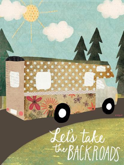 Backroads-Katie Doucette-Art Print