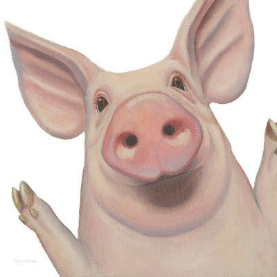 Bacon, Bits and Ham III-Myles Sullivan-Art Print