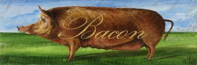 Bacon-Gigi Begin-Giclee Print